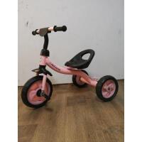 儿童三轮车脚踏车1-3-2-6岁大号宝宝自行车单车幼儿推车小孩童车YW139 裸车 无