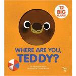 【预订】Where Are You, Teddy? 9782408004347