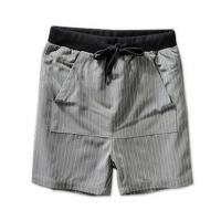 新款潮牌日系海魂条纹短裤男士个性五分裤个性休闲时尚欧美休闲裤
