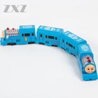 儿童大号电动万向和谐号小火车玩具仿真托马斯高铁动车模型