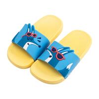 儿童拖鞋夏室内家用男童防滑四季款女可爱洗澡防滑室内凉拖鞋