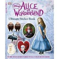 [现货]Alice in Wonderland Ultimate Sticke DK