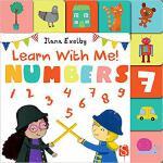 【预订】Learn with Me! Numbers 9781912006038