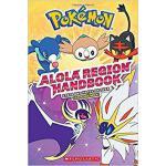 【预订】Alola Region Handbook 9781338148626