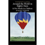 八十天环游地球 英文原版小说 Around the World in Eighty Days: 5 Jules Ver