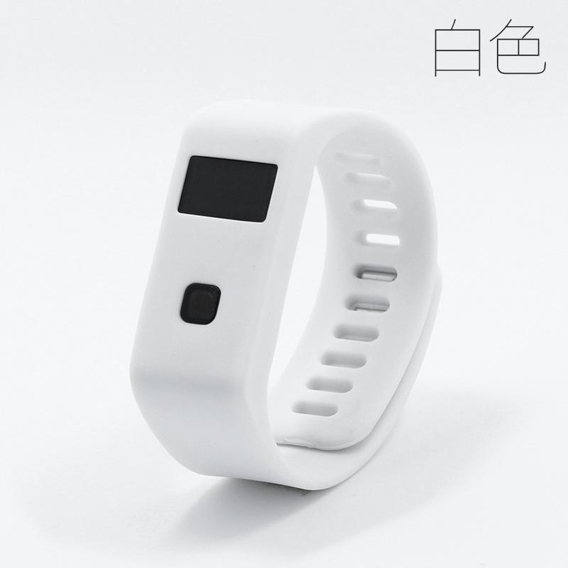 智能手环BL06 防水计步睡眠健康监测安卓IOS系统 BL06橙色