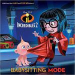 【预订】Babysitting Mode (Disney/Pixar Incredibles 2) 978052558