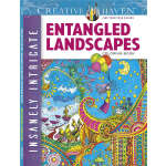 Creative Haven Insanely Intricate Entangled Landscapes Colo