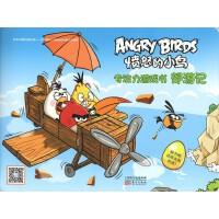 愤怒的小鸟:专注力游戏书!郊游记