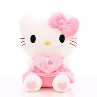 公仔 KT猫毛绒玩具猫咪布娃娃玩偶可爱凯蒂猫女生
