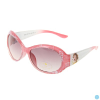 公主儿童太阳镜宝宝墨镜眼镜女童 防紫外线