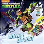 【预订】Ninjas on Ice! (Teenage Mutant Ninja Turtles) 978055352