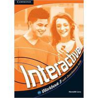 【预订】Interactive Level 3 Workbook with Downloadable Audio 97