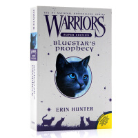 猫武士外传2蓝星的预言Warriors Super Edition Bluestar's Prophecy 英文原版