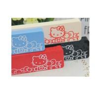 陆捌壹肆 天卓95011 韩国文具 HelloKitty铅笔盒 KT猫小笔盒 一个装