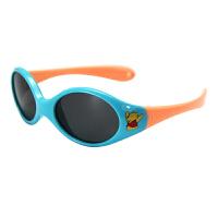 太阳镜男女童偏光儿童眼镜 1岁2岁3岁宝宝防紫外线软墨镜