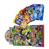 ���� 卡片斗�D�M化精�`�Q斗�W卡解密��鹂ㄓ�蚣�牌玩具 卡通周�游�蚩ㄉ�日�Y物�和�玩具 ����卡