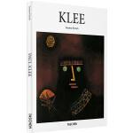 保罗・克利 英文原版 Klee 精装 诗意造型大师画册 艺术绘画作品收藏集 TASCHEN
