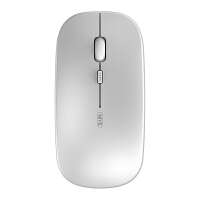 无线蓝牙鼠标ipad可充电式苹果macbook笔记本电脑二代鼠标超薄便携静音无声台式电脑游戏家用办公男女生可爱