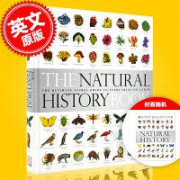 [现货]英文原版DK儿童读物 自然历史图解指南:地球上的一切The Natural History Book:The Ultimate Visual Guide to Everything on Ea