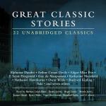 【预订】Great Classic Stories Compact Disc只是光盘