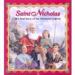 【预订】Saint Nicholas: The Real Story of the Christmas Legend