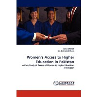 【预订】Women's Access to Higher Education in Pakistan