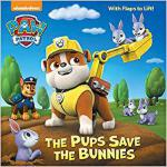 【预订】The Pups Save the Bunnies (Paw Patrol) 9781101931684
