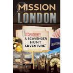 【预订】Mission London: A Scavenger Hunt Adventure: (Travel Boo