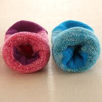 女童冬袜子加厚加绒冬季保暖毛圈毛巾女孩小孩宝宝儿童厚棉袜