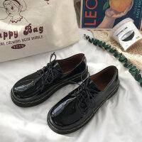 20190303081924451小皮鞋女英伦风增高复古学生韩版百搭森女系软妹黑色皮鞋