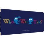 英文原版 Who Was That? 是谁呢? 精装 情境式探索+推理+找找书 锻炼观察力 儿童数字颜色认知游戏绘本