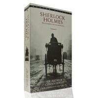 [现货]英文原版 Complete Sherlock Holmes 福尔摩斯探案全集下册