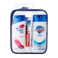 旅行洗护用品洗漱套装旅游便携式洗漱用品男女士洗漱用品小样套装