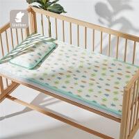婴儿宝宝凉席夏季婴儿床儿童凉席幼儿园婴儿凉席冰丝