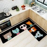 厨房地垫长条防油脚垫门口浴室垫进门入户地垫卧室客厅门垫床边毯 +