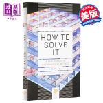 【中商原版】怎样解题 数学思维的新方法 豆瓣推荐 英文原版 How to Solve It A New Aspect o