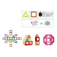 儿童益智力玩具磁力片3吸铁石积木5小孩宝宝6带磁性7磁铁8磁片0岁9