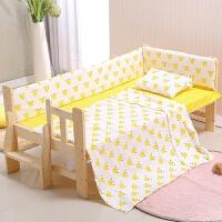 儿童床围厚婴儿床围宝宝床围棉床围 婴儿床围套件