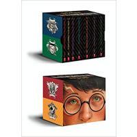 【现货】英文原版 哈利波特20周年纪念版套装 Harry Potter Books 1-7 Special Editi