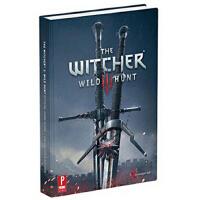 【包邮】全新现货!进口英文原版 巫师3:狂烈游戏攻略 官方限定典藏版The Witcher 3