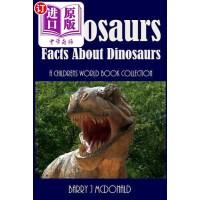【中商海外直订】Dinosaurs: Amazing Pictures and Fun Facts Book about