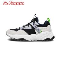 Kappa卡帕男款运动鞋跑鞋复古休闲鞋旅游鞋 2019新款K0955MM56