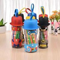韩国水彩笔可水洗涂鸦画笔 散装儿童文具水彩笔套装
