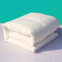 定做手工纯棉花被子幼儿园薄被芯春夏秋冬季新生婴儿童棉絮床垫被