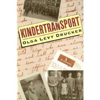 【预订】Kindertransport 预订商品,需要1-3个月发货,非质量问题不接受退换货。