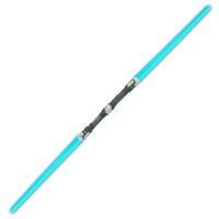 星球大战光剑原力觉醒儿童激光剑玩具绝地武士十字伸缩发声发光剑