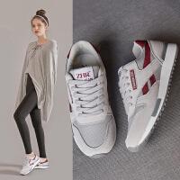 ZHR2019春季新款韩版运动鞋平底跑步鞋网红休闲鞋百搭单鞋女鞋子