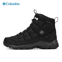 【现货】哥伦比亚(Columbia)秋冬新品户外男鞋防水保暖徒步登山鞋保暖靴BM1766