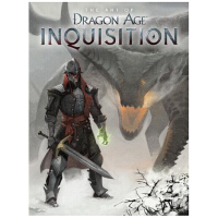 The Art of Dragon Age: Inquisition 龙腾世纪设定集